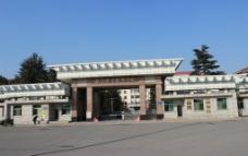 南京陆军指挥学院大门图片
