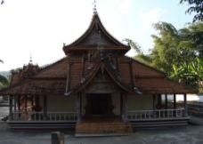 曼帕佛寺图片