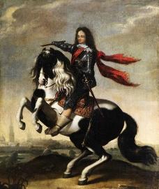 古典油画人物图片