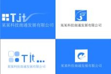 科技发展logo图片
