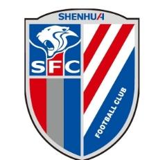 上海申花 矢量队徽图片