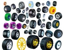 各种汽车轮胎大全
