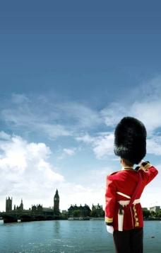 英国卫兵图片