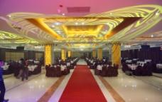 酒店宴会厅图片