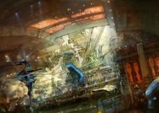 最终幻想 游戏场景图片