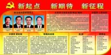 党组织板报图片