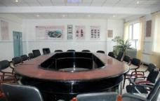 教学楼校史室内景图片