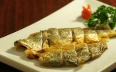 烤黄鱼图片