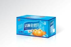 清肺金梨汁 (平面图)图片