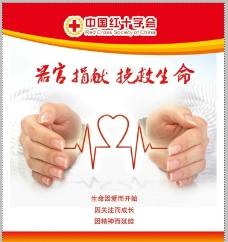 红十字会宣传系列海报图片