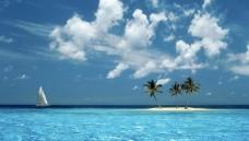 水面风景图片