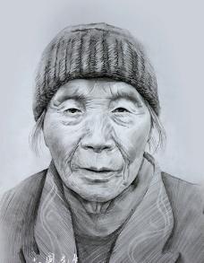 老奶奶图片