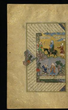 阿拉伯绘画图片