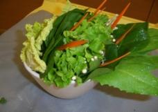 火锅涮菜图片