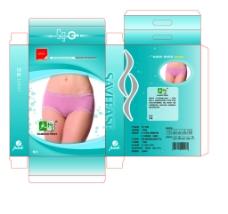 女裝內褲包裝盒圖片