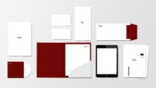 品牌VI模板PSD图片