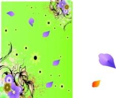 花朵移门图案图片