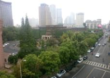 城市街景图片