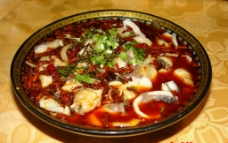 酸菜糊辣鱼图片