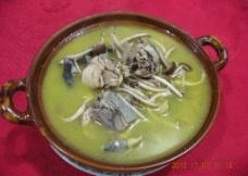 茶树菇炖鸡图片