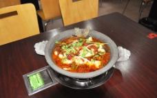 石锅香辣鱼图片