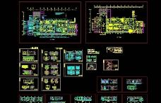 会所装修方案设计图图片