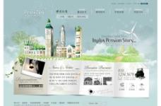 创意网站网页设计图片