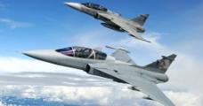 鹰狮战斗机图片