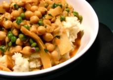外国豆饭图片