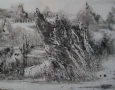 古画风景图片