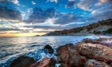 无名海滩图片