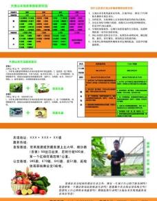 农场彩页图片