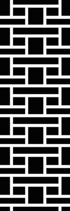 黑白格背景图片