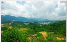 中国山水 城市山水图片
