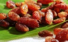 新疆 红黑色 葡萄干图片