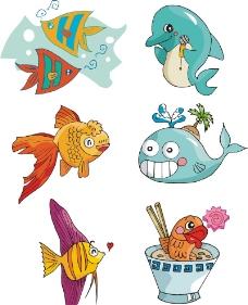 水底生物1 6 cd图片