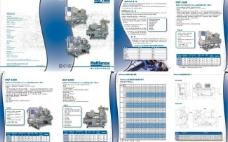 制冷器画册设计图片