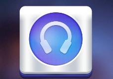 音乐耳机图标图片