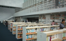天津图书馆图片