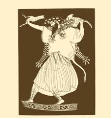 狂喜的狄俄倪索斯图片