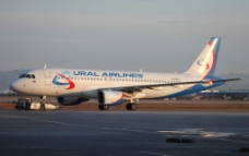 乌拉尔航空公司图片