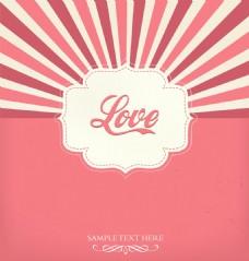 爱 情人节的设计模板