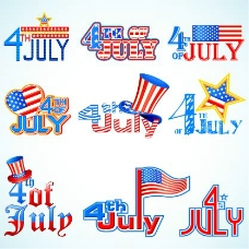 美国国旗主题