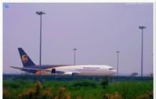 中国航空 UPS航空图片