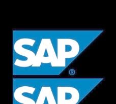 SAP标志矢量