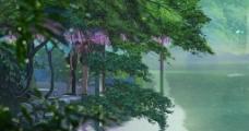 动漫风景图片