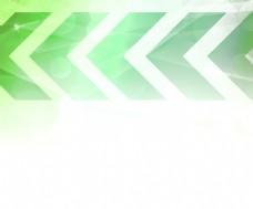 摘要背景绿色箭头