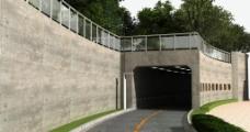南艺隧道 隧道图片