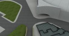 南艺美术馆路口图片