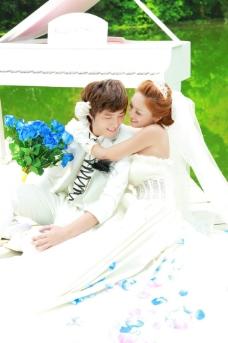 拥抱爱情 婚纱样片图片